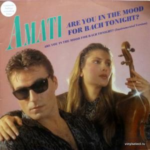Amati - Are You In The Mood For Bach Tonight? (White vinyl)