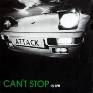 Attack - Can't Stop