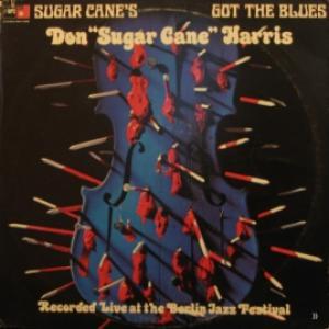 Don Sugarcane Harris - Sugar Cane's Got The Blues