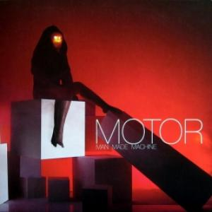 Motor - Man Made Machine feat. Martin L.Gore (Depeche Mode)