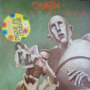 Queen - News Of The World (Green Vinyl)