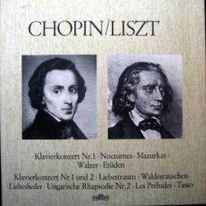 Frederic Chopin / Ferenc Liszt - Chopin / Liszt