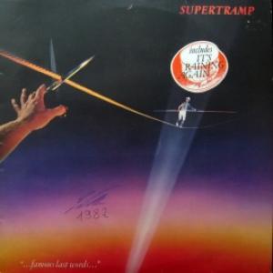 Supertramp - Famous Last Words