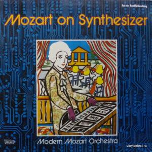 Modern Mozart Orchestra - Mozart On Synthesizer