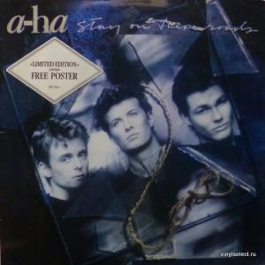 A-Ha - Stay On These Roads (+Poster!)