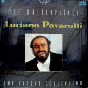 Luciano Pavarotti - The Masterpieces