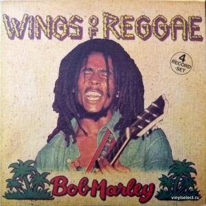 Bob Marley & The Wailers - Wings Of Reggae