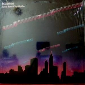 Fantasia - Sweet, Sweet City Rhythm (feat. Peggy Santiglia)