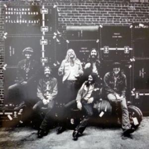 Allman Brothers Band, The - At Fillmore East (GER)