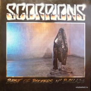 Scorpions - Best Of Rockers N' Ballads