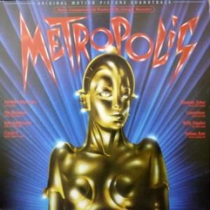 Giorgio Moroder - Metropolis (feat. Freddie Mercury, Bonnie Tyler, Pat Benatar...)