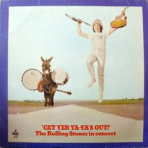Rolling Stones,The - Get Yer Ya-Ya's Out! - The Rolling Stones In Concert