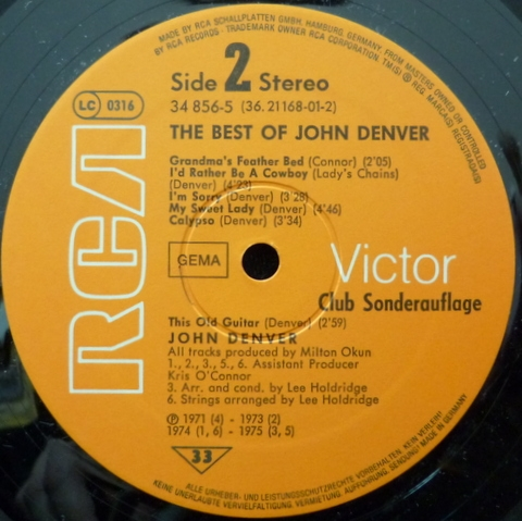 a literary analysis of john denvers song calypso Listen to annie's song from john denver's the definitive 70's for free, and see the artwork, lyrics and similar artists.